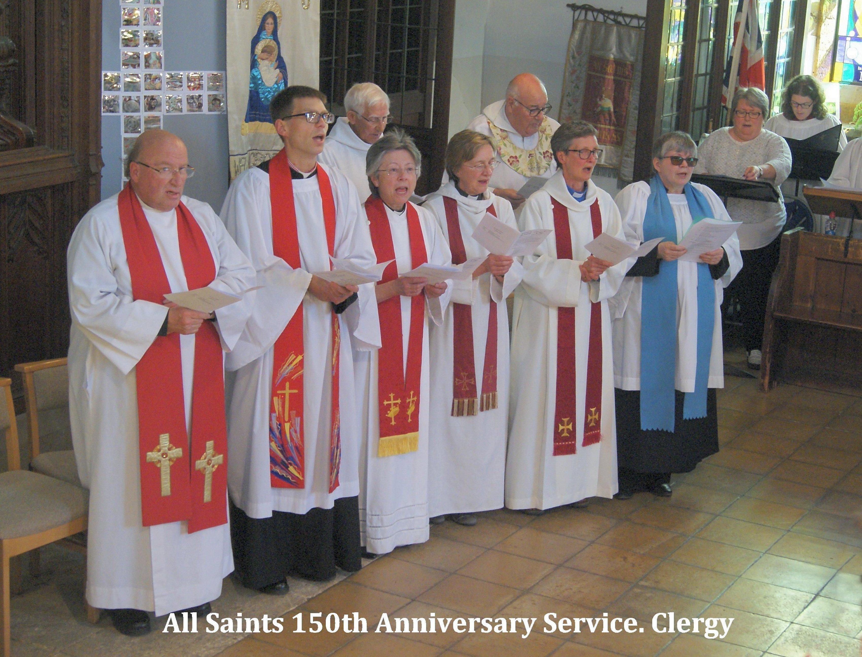 (010) Clergy