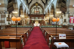 All Saints' Decorated for Patronal Festival 2016 Dsc02899