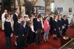 All Saints' School Choir Dsc03033